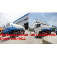 Quality 2017s dongfeng tianlong 6*4 LHD 20m3 water bowser truck for sale, HOT SALE! cheaper price dongfeng 20m3 cistern truck for sale