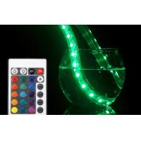 Extremely luminous DC12/24V RGB LED Strips Light with wide viewing angle Manufactures