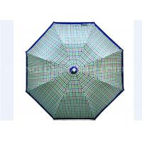 "Lattice 2 Fold Umbrella / Ladies Sun Umbrella Automatic Open 21"" X 8k Size Manufactures"
