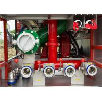 Quality Six Seats Airport Fire Vehicles HALE Pump 6000L/Min Gross Weight 29000 KG for sale