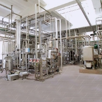 100000LPH Automatic Control UHT Dairy Milk Processing Equipment Manufactures