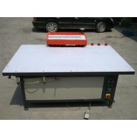 Well Insulating Glass Heated Roller Press , Single Side Hot Press Machine Manufactures