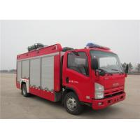 Buy cheap 325KW Electric Primer Pump Big Light Fire Truck With Water Inter Cooling from wholesalers