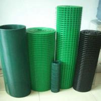 PVC coated welded wire mesh used for outdoor safety barriers in gardens Manufactures