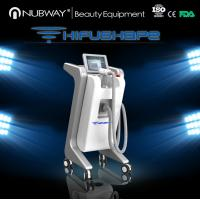 China 500W Vertical HIFU Machine Effective For Body Shaping on sale