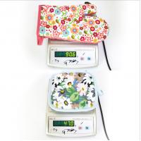 Soft  Cotton Fabric Custom Oven Mitts , Long Oven Mitts With FDA Approved Manufactures
