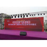 1R1G1B P6 Outdoor LED ScreenHire , Outdoor Full Color LED Display2 Years Warranty Manufactures