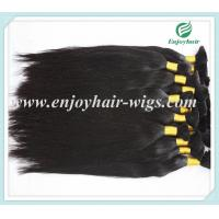 Malaysian 5A virgin remy hair bulk ,natural color, straight style 10''-26''length Manufactures