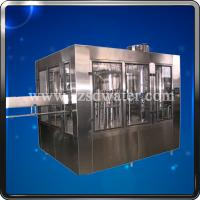 Automatic Washing& Filling &capping Machine Cgf32-32-10 Manufactures