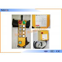 Crane Wireless Hoist Remote Control F21-8S Single Speed  Based Software Manufactures