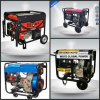 6.5 KVA Single Phase Gasoline Generator Set Air Cooled Power By Honda Engine Manufactures