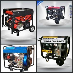 Portable Diesel Generator Set Manufactures