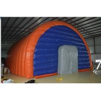 Trapaulin Inflatable Party Tent Double-line Three Sewed For Indoor / Outdoor Wedding Manufactures