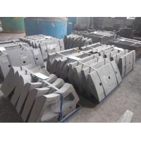 Sand Cast Steel Mill Lining System With HRC50 Hardness And AK50J DF069 Manufactures