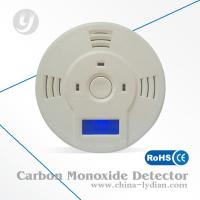 LCD Display CO Alarm Detector Manufactures