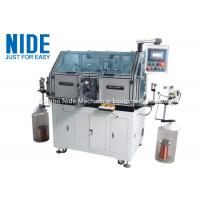 Buy cheap Automatic Armature Rotor Coil Winding Machine for Seat Adjustment Motor from wholesalers