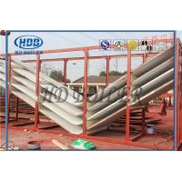 Nose Arch Rear Water Wall Panels For USA Utility Boiler Bending Radius 16'' Manufactures