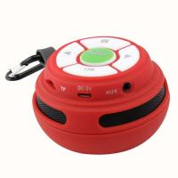 Quality popular RED Mini Speaker bluetooth made in China for sale