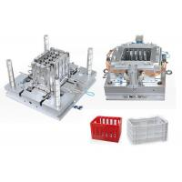 Plastic Storage Basket Home Appliance Injection Mold Manufactures