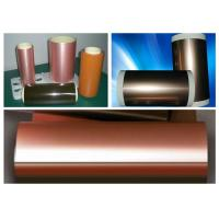Flexible Copper Clad Laminate For Circuit Board 0.009 - 0.035mm Thickness Manufactures