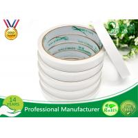 Multi Purpose Tissue Double Side Tape With Acrylic / Solvent Adhesive Manufactures