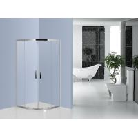 800mm x 800mm Quadrant Shower Enclosure Stainless Steel EN12150 Certificated Manufactures