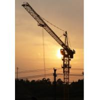 Safety Heavy Lift Construction Tower Cranes For Building Construction Projects Manufactures