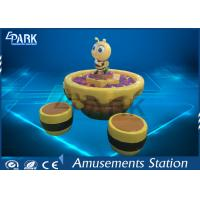 Kids Amusement Game Machines Indoor Sand Table With Seats Rotational Moulding Manufactures