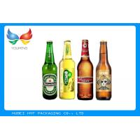 Moisture Proof Wet Strength Base Vacuum Metallized Paper For Beer Labels