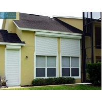 1.4mm 900PA Water Tightness Automatic Window Shutters Manufactures