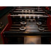 China Thickness 4mm C and Z Purlin Automated Changeable Roll Forming Machine  With 17 Forming Stations Manufactures