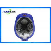 ABS Electrical Intelligent Helmet System Wireless Video Transmission IP66 Protection Manufactures