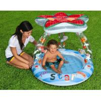 Durable Portable Kids Inflatable Family Pool , Baby Swimming Pools Manufactures
