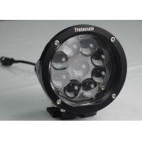 45W 12v Round Spot LED Driving Lights, Offroad Truck Mining 5.5 Inch LED Work Lights Manufactures