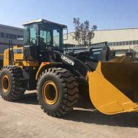 XCMG LW500FN 5 Ton Hydraulic Front Wheel Loader Max. Breakout Force 170kN Manufactures