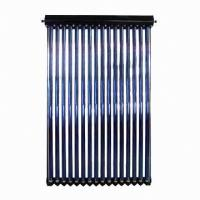 Solar thermal collector with solar keymark Manufactures