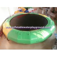 Quality Kids & Adults Inflatable Lake Water Park, Bay Aquatic Park With Water Bouncer Toys for sale