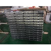 OEM CNC Machined Mill Finshed Extruded Aluminium Heat Sink Profiles Manufactures