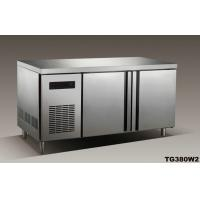 Energy Efficient Commercial Refrigerator Freezer TG380W2 , Under-Counter Chiller Manufactures