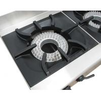 Quality Gas Stock Pot Range Chinese Style Soup Cooking Stove 1100 x 650 x (500+150) mm for sale