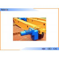 Span 5.5m~16.5m Crane End Carriage High Safety Tough Material Manufactures