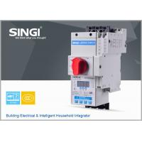 SWCPS Series Fire Isolation Air Circuit Breakers  , Control Protective Switch CPS Manufactures