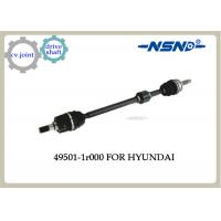 Automotive Constant Velocity Drive Axle 49501-1R000 drive shaft assembly Manufactures