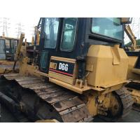 Used Caterpillar D6G Crawler Second Hand Bulldozers Bought From CAT Company Manufactures