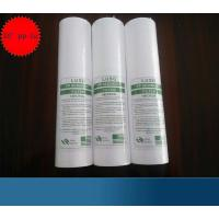10inch 1micron 110g pp water filter cartridge polyprolene melt blown filter cartridge Manufactures