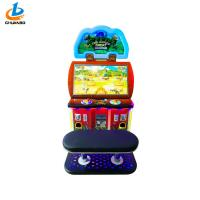 Buy cheap Coin operated redemption tickets arcade game machine lottery ticket kids game from wholesalers
