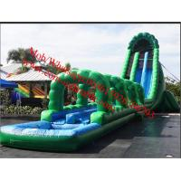 the hulk inflatable slide 36ft tall Manufactures