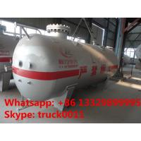best price CLW brand 20m3 surface lpg gas storage tank for liquid ammonia, 10tons liquid ammonia storage tank for sale Manufactures