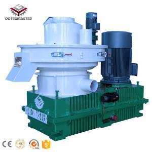 High Efficiency Large Capacity Sawdust Wood Pellet Machine  for 6mm 8mm Biomass Fuel Pellet Manufactures