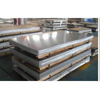 Quality AISI 304L Cold rolled polished polished stainless steel sheets 0.3 mm - 3mm 2B for sale